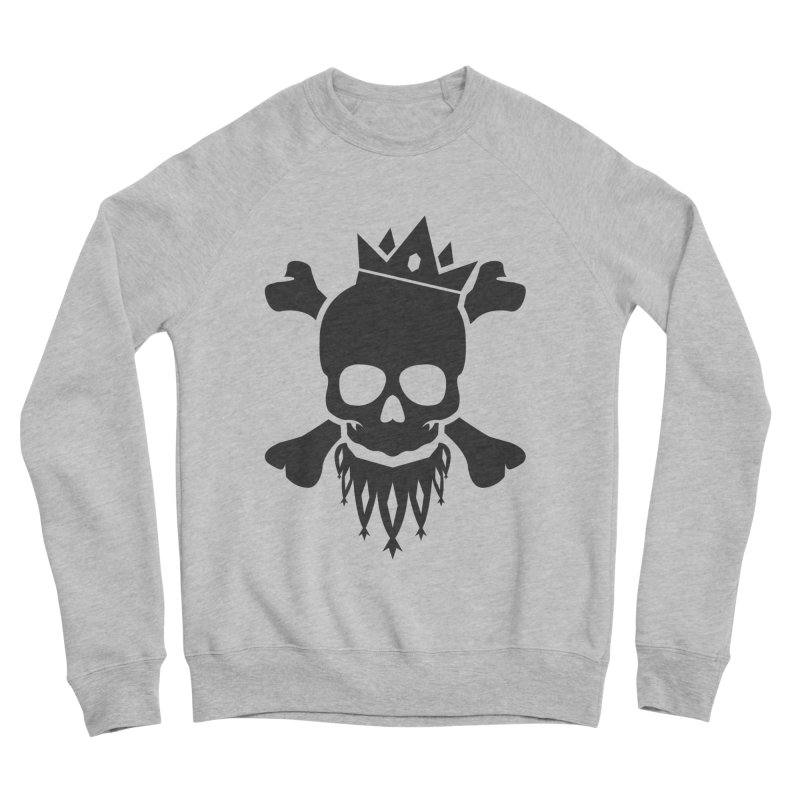Joker Skull King Women's Sweatshirt by Pbatu's Artist Shop