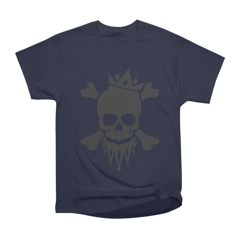 Joker Skull King Men's Heavyweight T-Shirt by Pbatu's Artist Shop