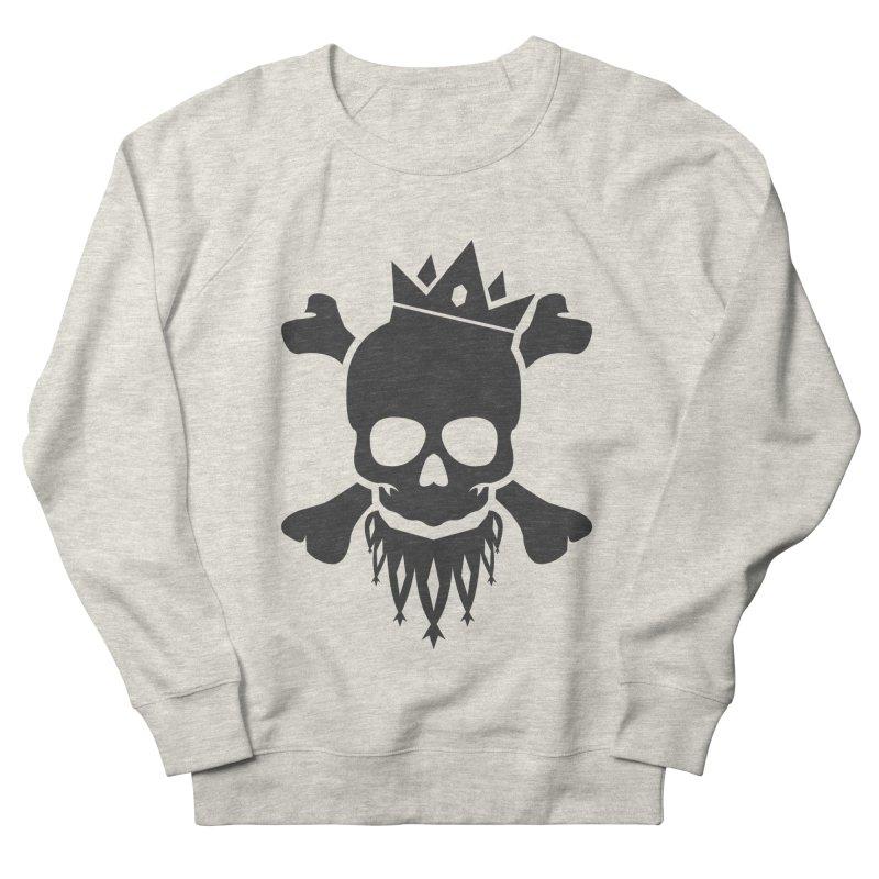 Joker Skull King Men's Sweatshirt by Pbatu's Artist Shop