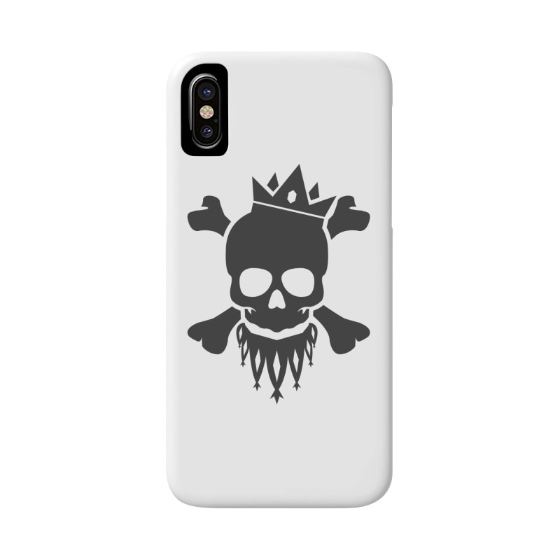 Joker Skull King Accessories Phone Case by Pbatu's Artist Shop