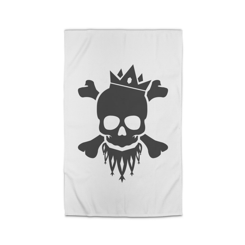 Joker Skull King Home Rug by Pbatu's Artist Shop