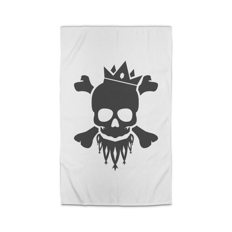 Joker Skull King Home Rug by Pbatu's Artist Shop
