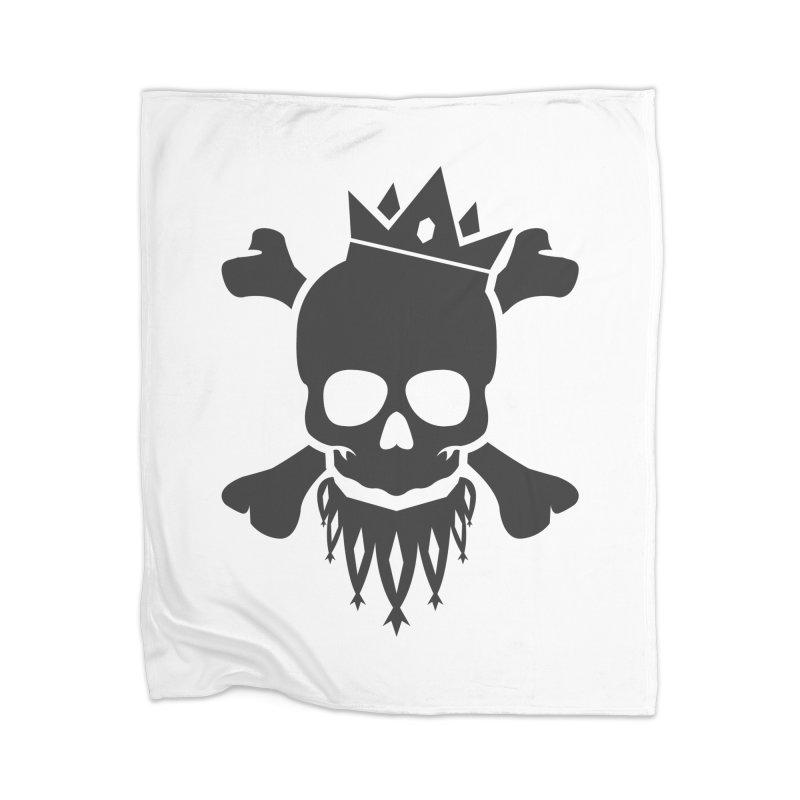 Joker Skull King Home Blanket by Pbatu's Artist Shop