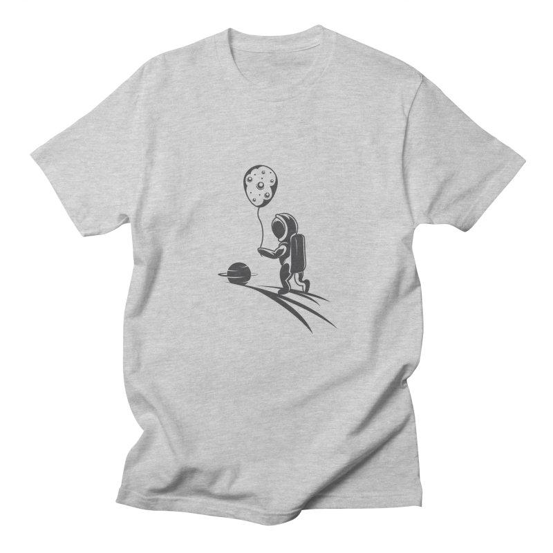 Moonman Men's Regular T-Shirt by Pbatu's Artist Shop