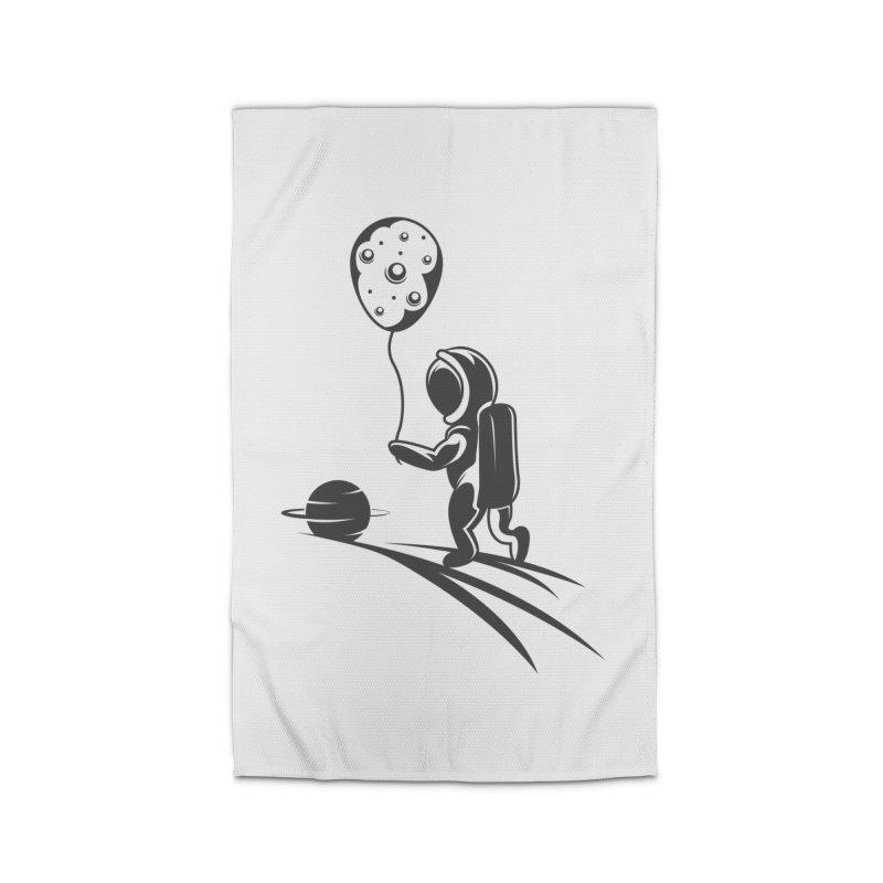 Moonman Home Rug by Pbatu's Artist Shop
