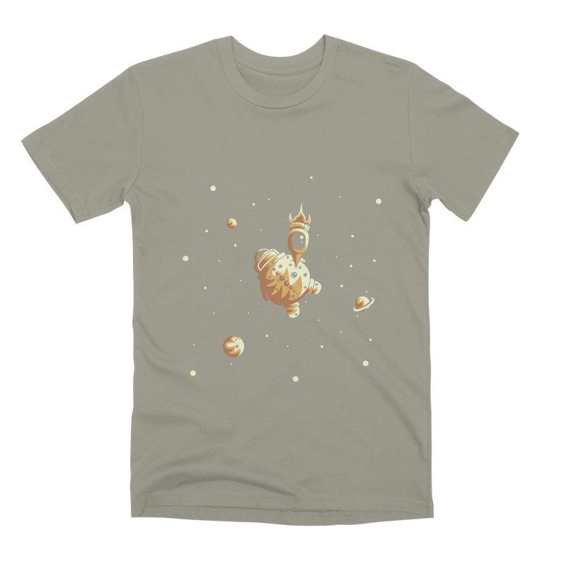 Space exploration Men's Premium T-Shirt by Pbatu's Artist Shop