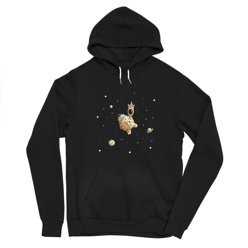 Space exploration Women's Sponge Fleece Pullover Hoody by Pbatu's Artist Shop