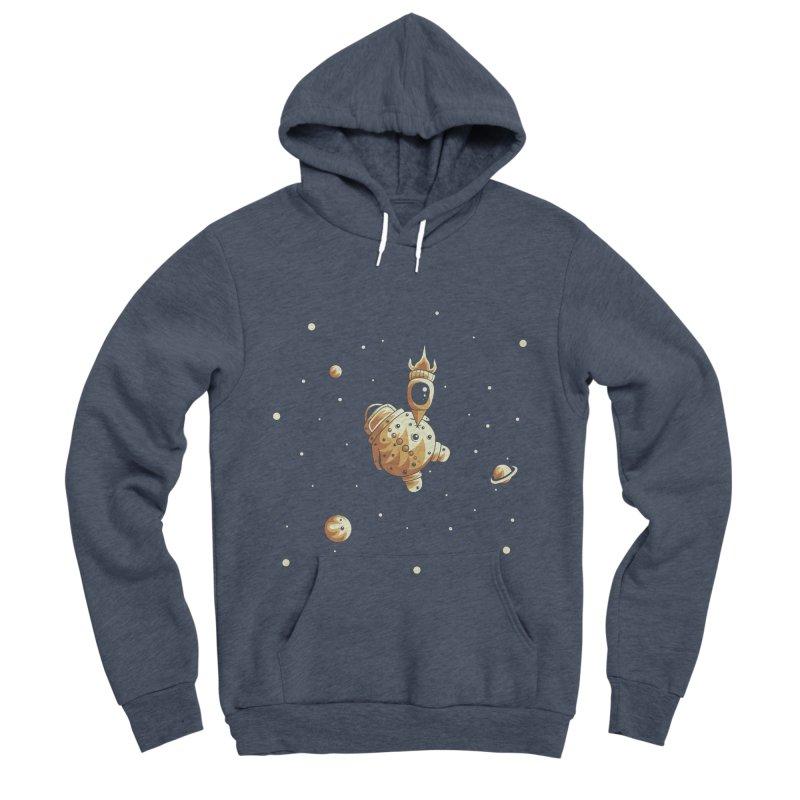 Space exploration Women's Sponge Fleece Pullover Hoody by Pbatu's Artist Shop