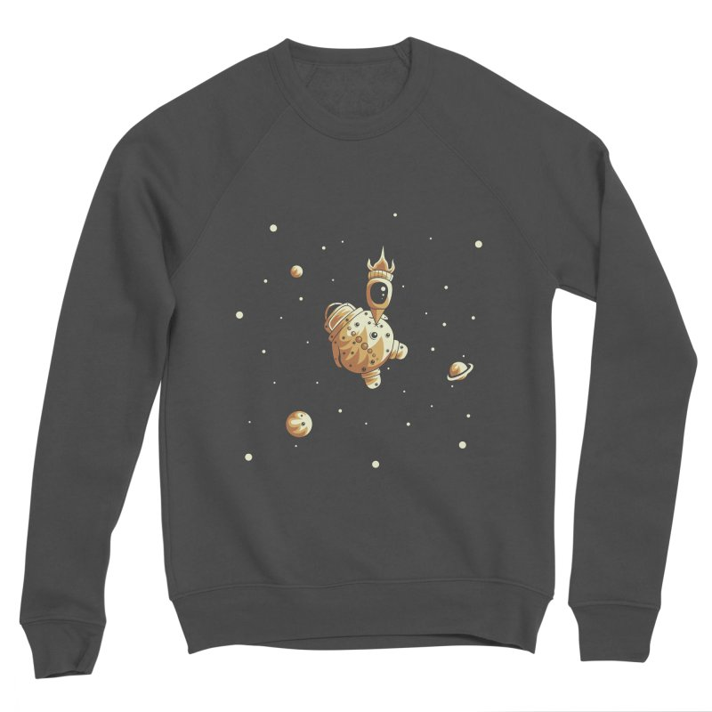 Space exploration Women's Sponge Fleece Sweatshirt by Pbatu's Artist Shop