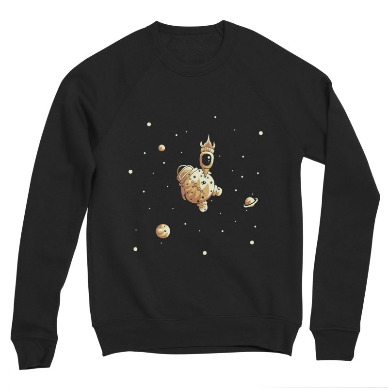 Space exploration Women's Sweatshirt by Pbatu's Artist Shop