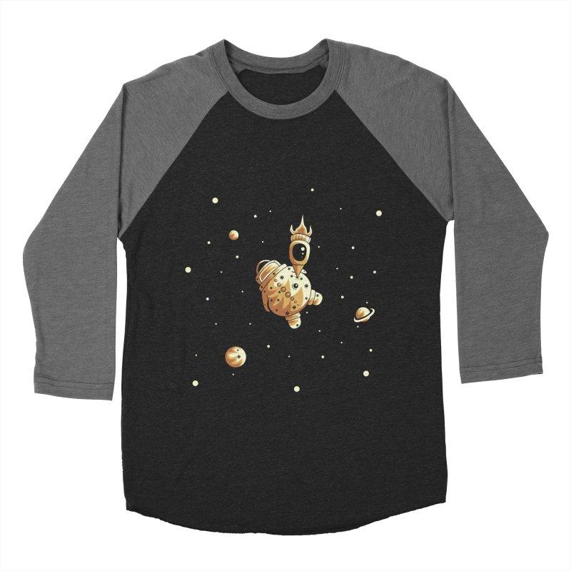 Space exploration Women's Longsleeve T-Shirt by Pbatu's Artist Shop
