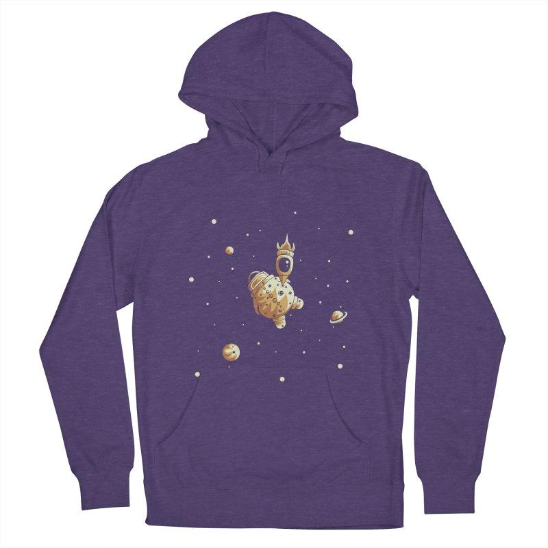 Space exploration Women's Pullover Hoody by Pbatu's Artist Shop