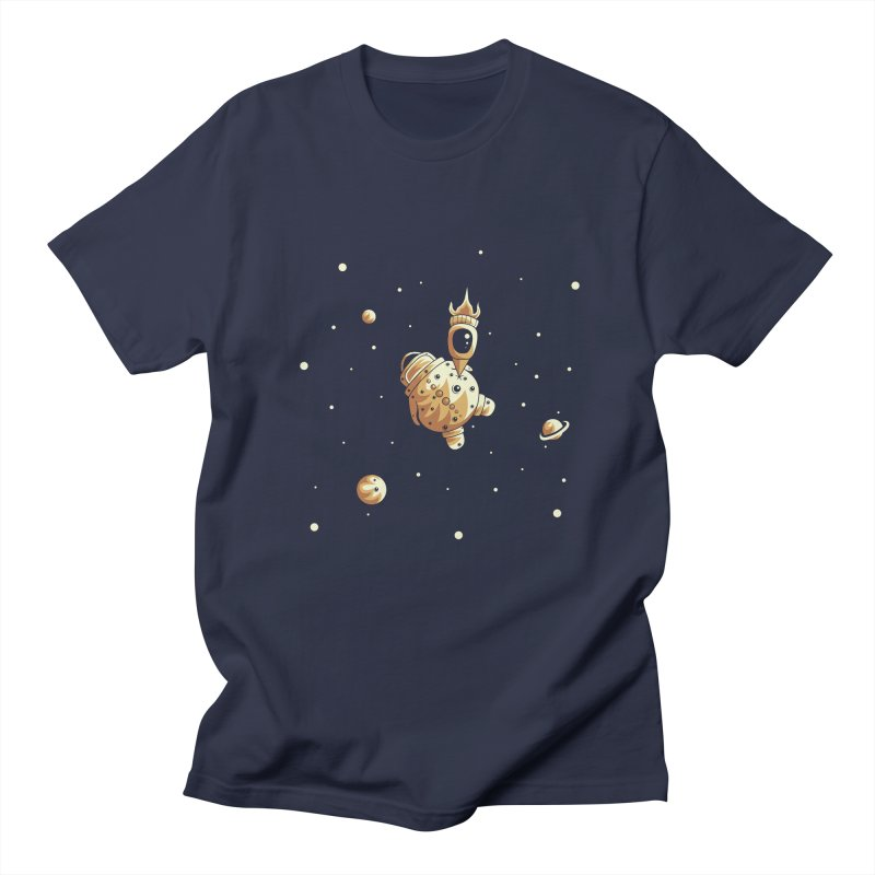 Space exploration Women's T-Shirt by Pbatu's Artist Shop