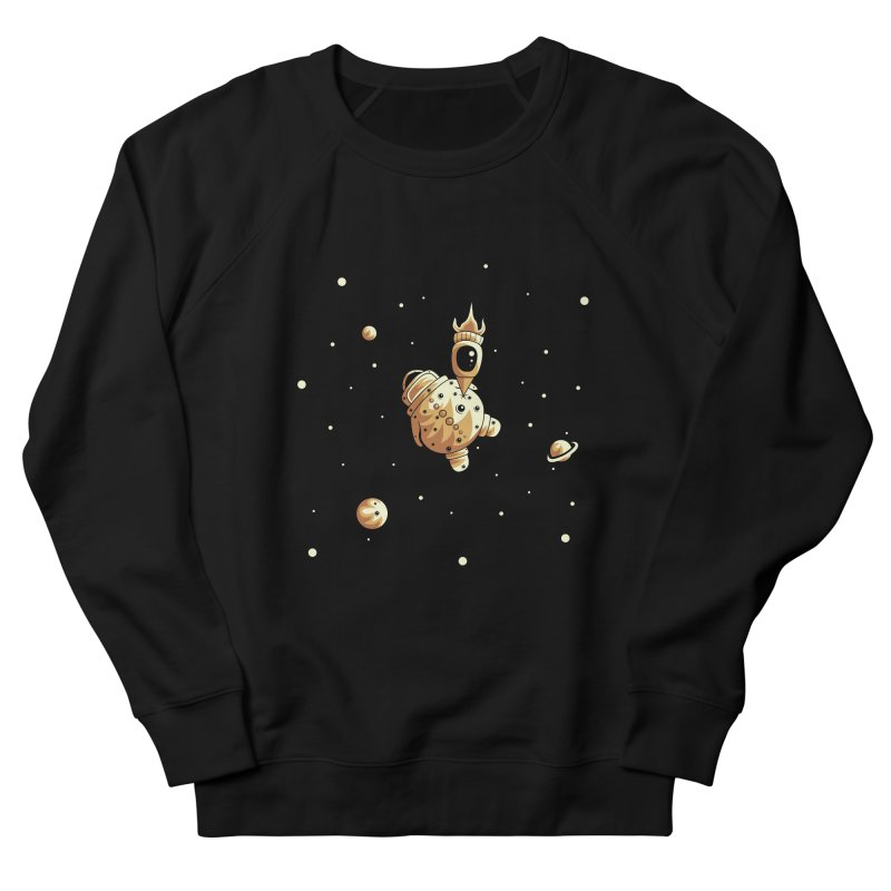 Space exploration Women's French Terry Sweatshirt by Pbatu's Artist Shop