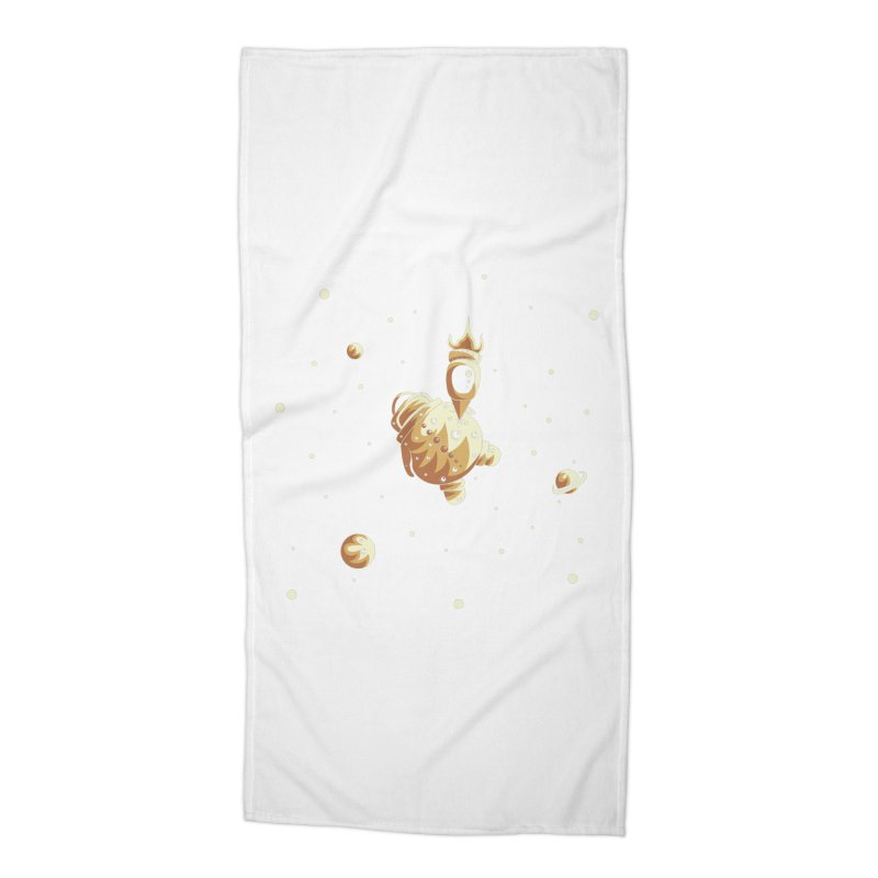 Space exploration Accessories Beach Towel by Pbatu's Artist Shop