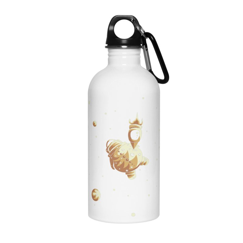 Space exploration Accessories Water Bottle by Pbatu's Artist Shop