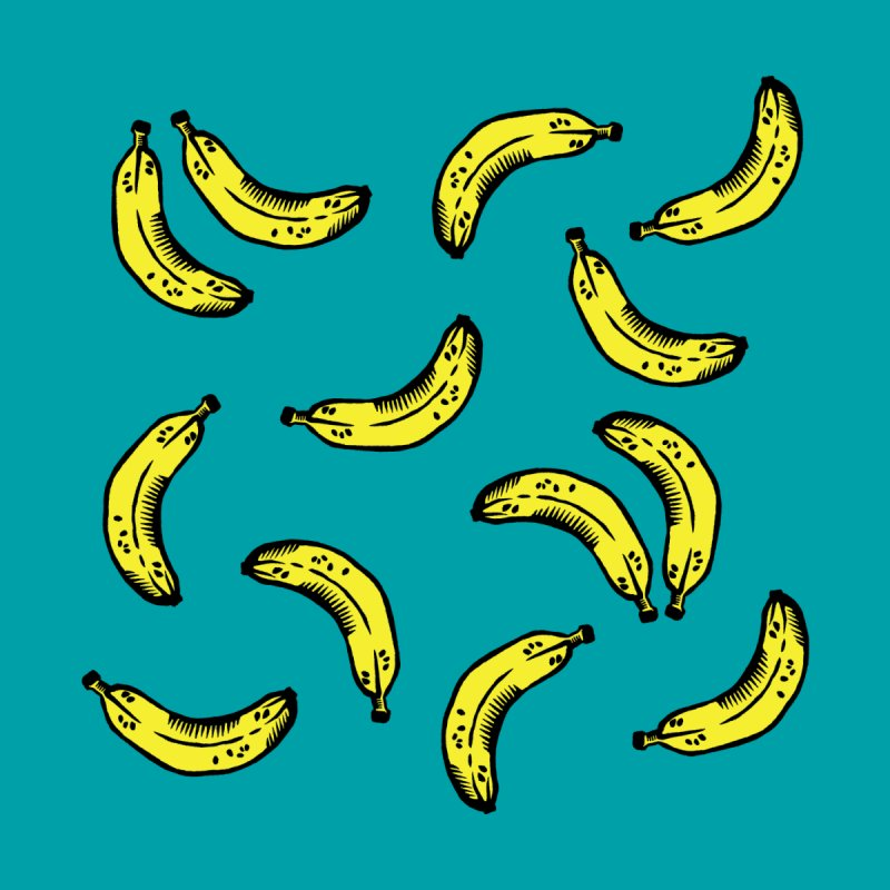 Bananas Kids Toddler T-Shirt by Peach Things Artist Shop
