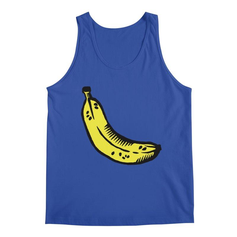 Bananas Men's Tank by Peach Things Artist Shop