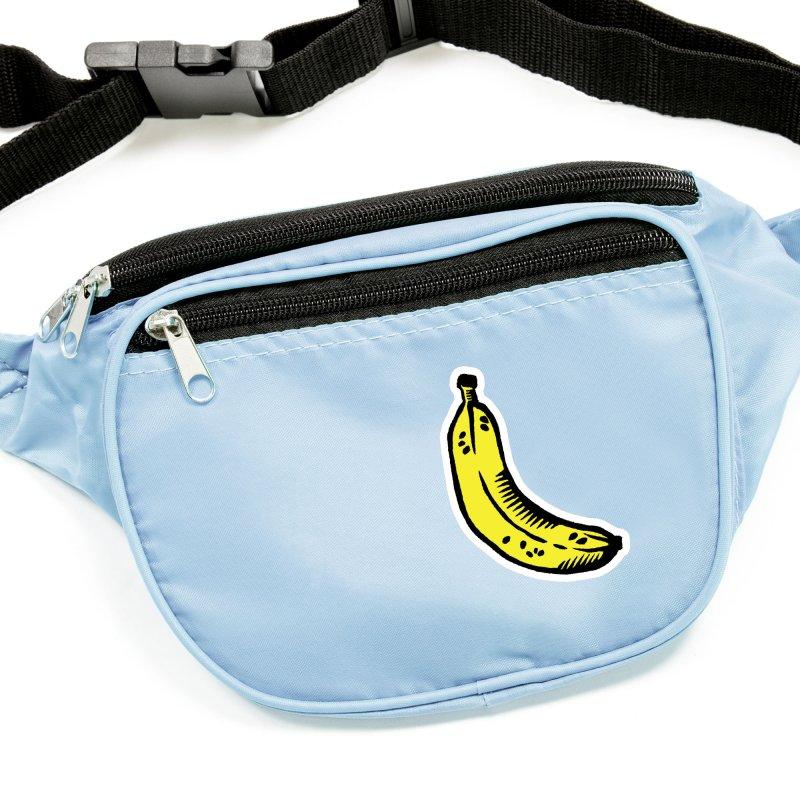Bananas Accessories Sticker by Peach Things Artist Shop