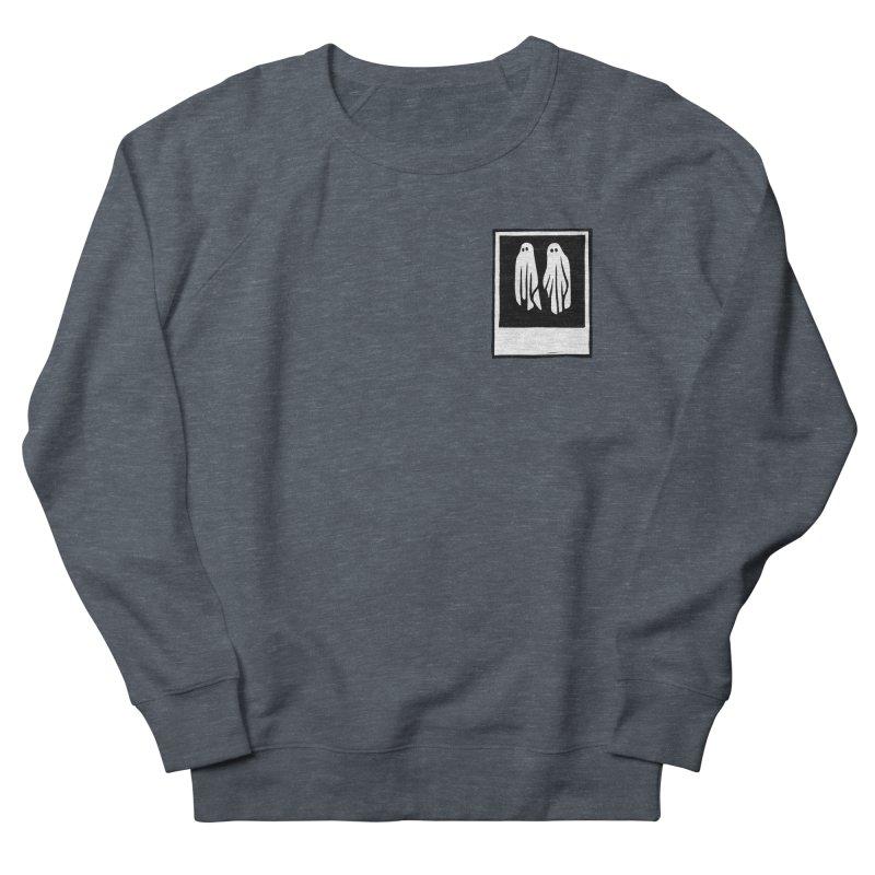 Ghost Polaroid Men's Sweatshirt by Peach Things Artist Shop