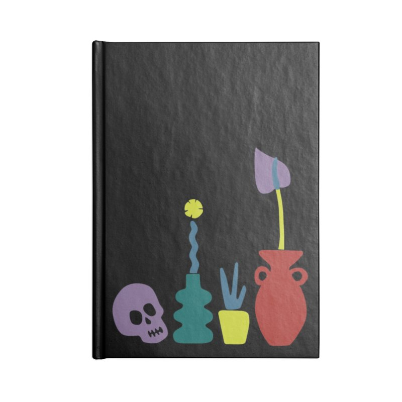 Still Life 1 Accessories Notebook by Peach Things Artist Shop