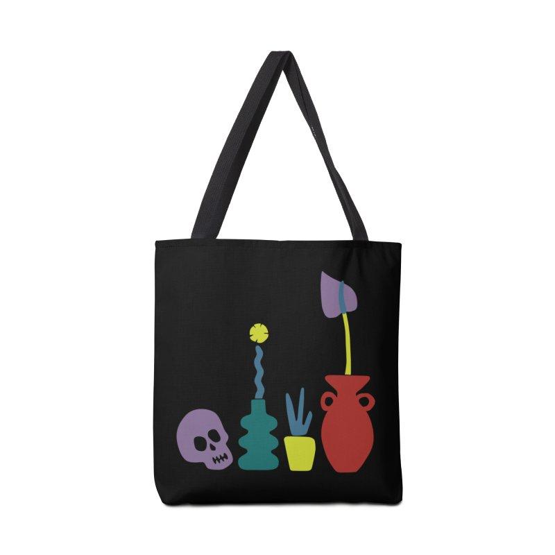 Still Life 1 Accessories Bag by Peach Things Artist Shop