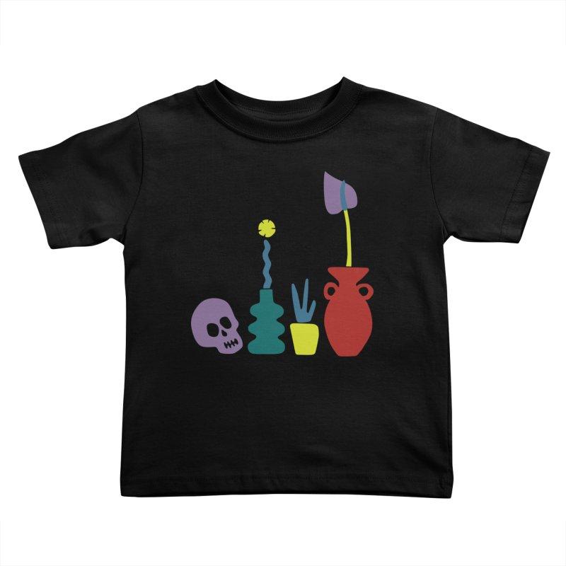 Still Life 1 Kids Toddler T-Shirt by Peach Things Artist Shop