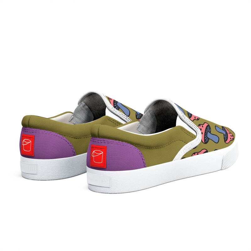 Retro Toadstool Women's Shoes by Peach Things Artist Shop