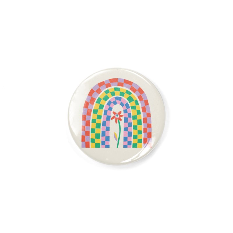 Late Bloomer Accessories Button by Peach Things Artist Shop