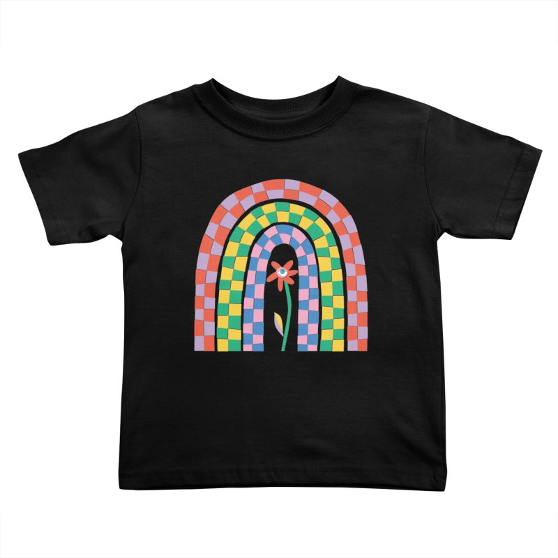 Late Bloomer Kids Toddler T-Shirt by Peach Things Artist Shop
