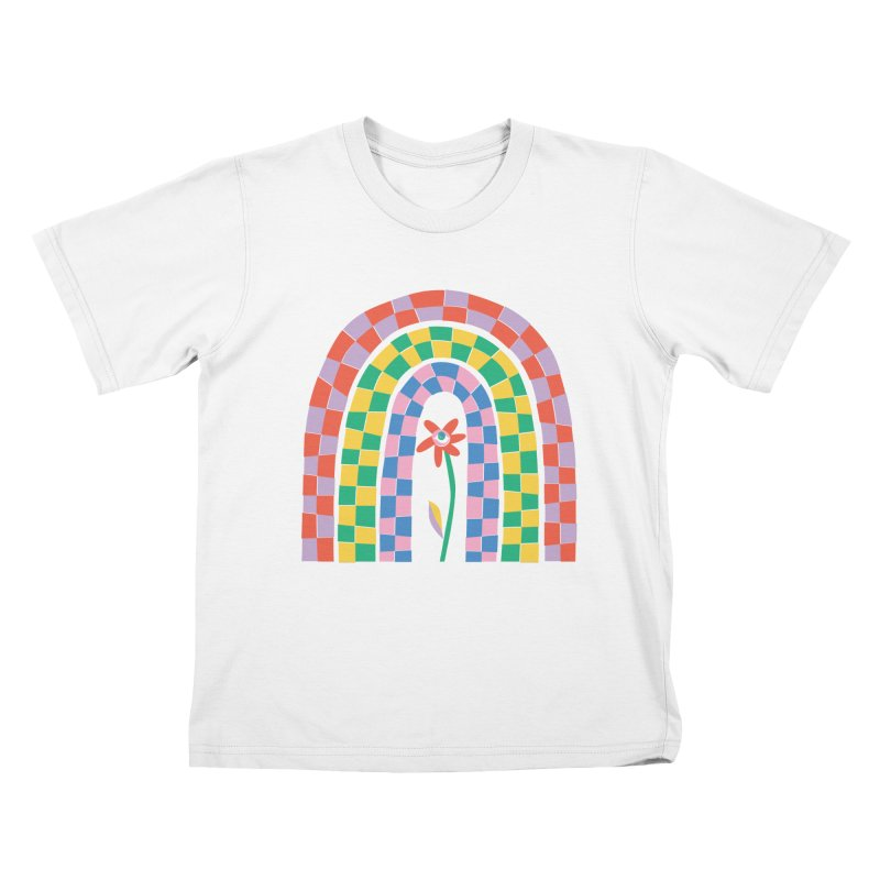 Late Bloomer Kids T-Shirt by Peach Things Artist Shop