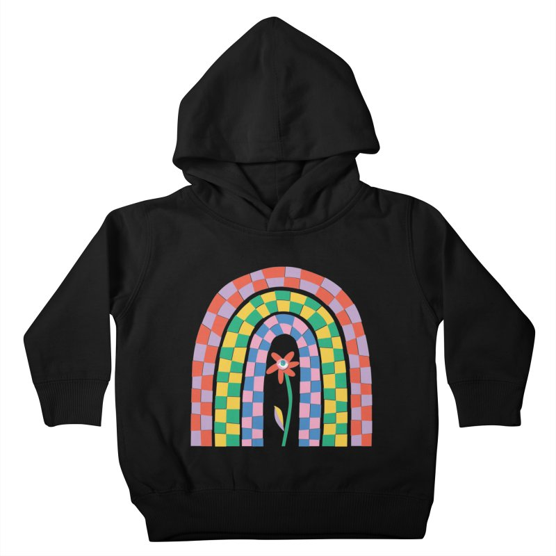 Late Bloomer Kids Toddler Pullover Hoody by Peach Things Artist Shop