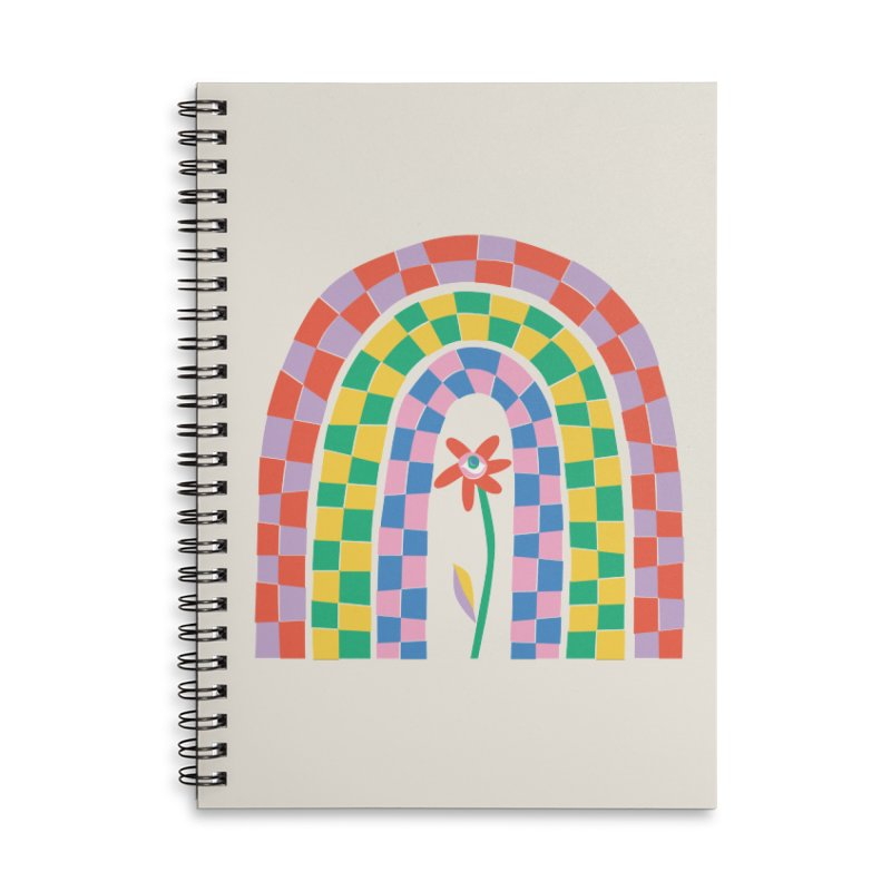 Late Bloomer Accessories Notebook by Peach Things Artist Shop