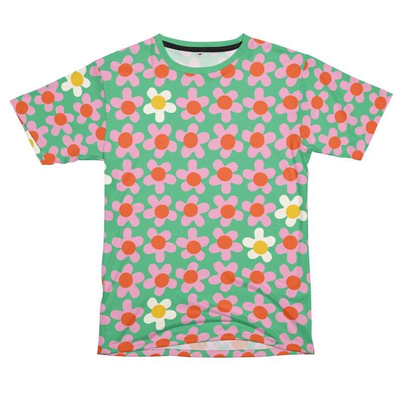 Daizy Field Men's Cut & Sew by Peach Things Artist Shop