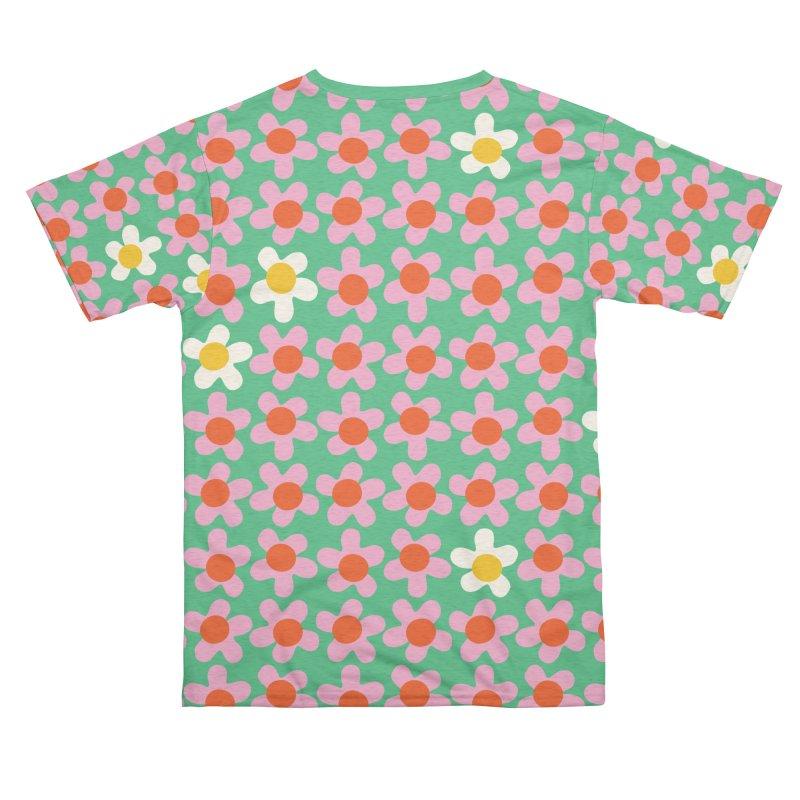 Daizy Field Women's Cut & Sew by Peach Things Artist Shop