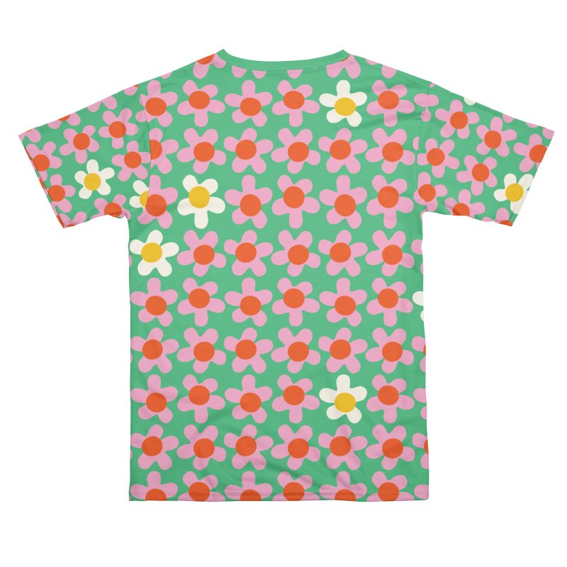 Daizy Field Women's Cut & Sew by Peach Things Artist Shop