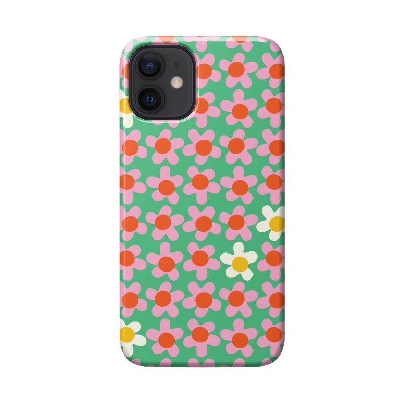 Daizy Field Accessories Phone Case by Peach Things Artist Shop