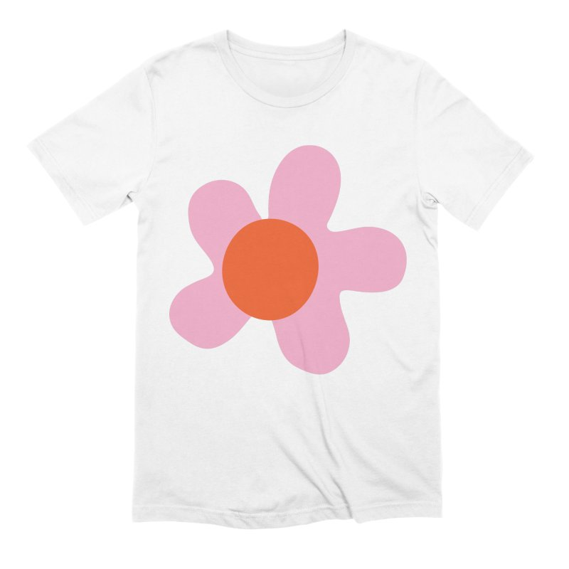 Daizy Field Men's T-Shirt by Peach Things Artist Shop