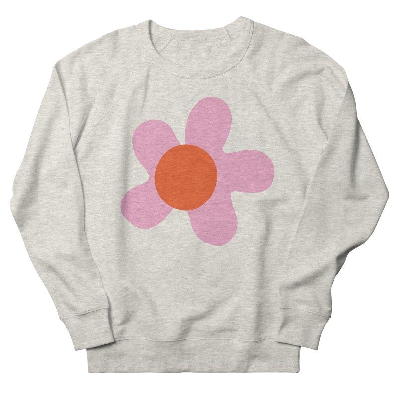 Daizy Field Men's Sweatshirt by Peach Things Artist Shop