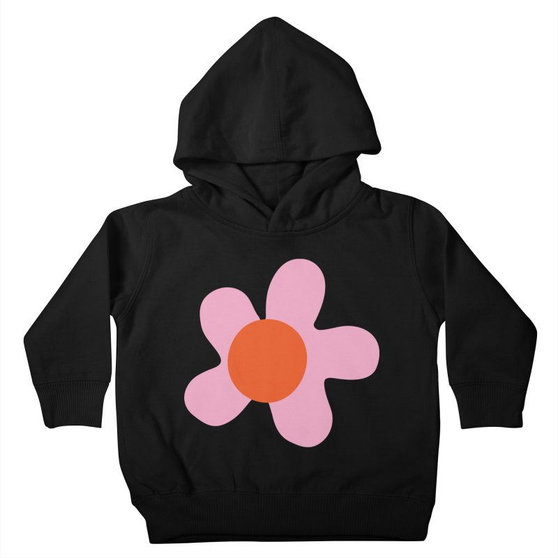 Daizy Field Kids Toddler Pullover Hoody by Peach Things Artist Shop