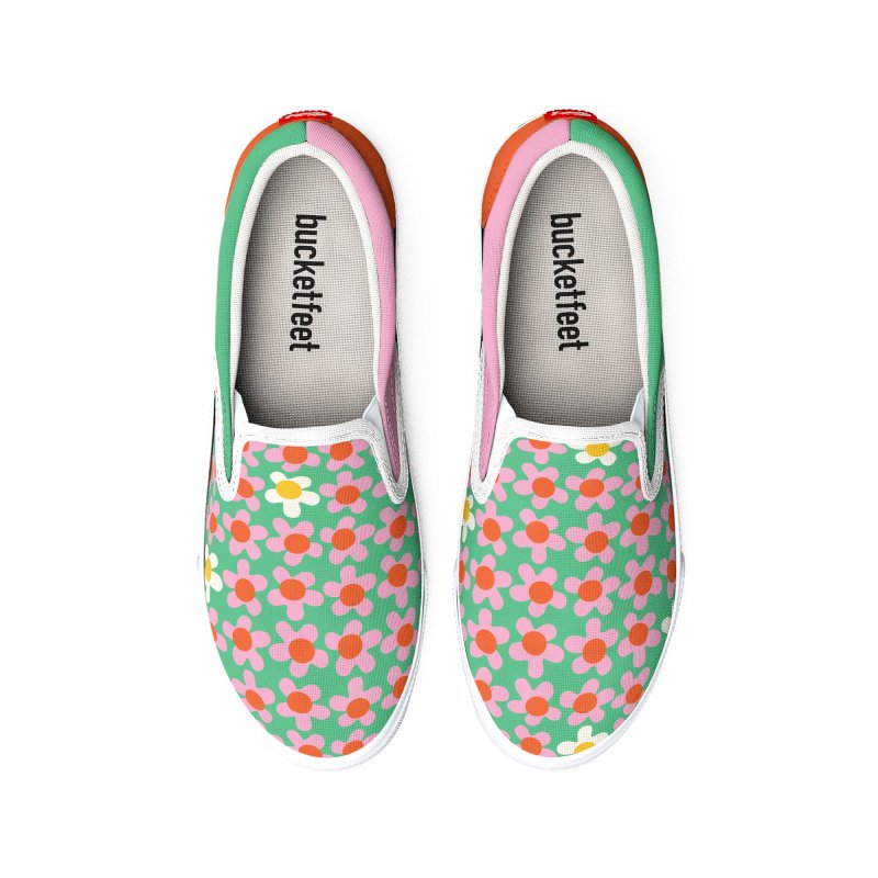 Daizy Field Women's Shoes by Peach Things Artist Shop