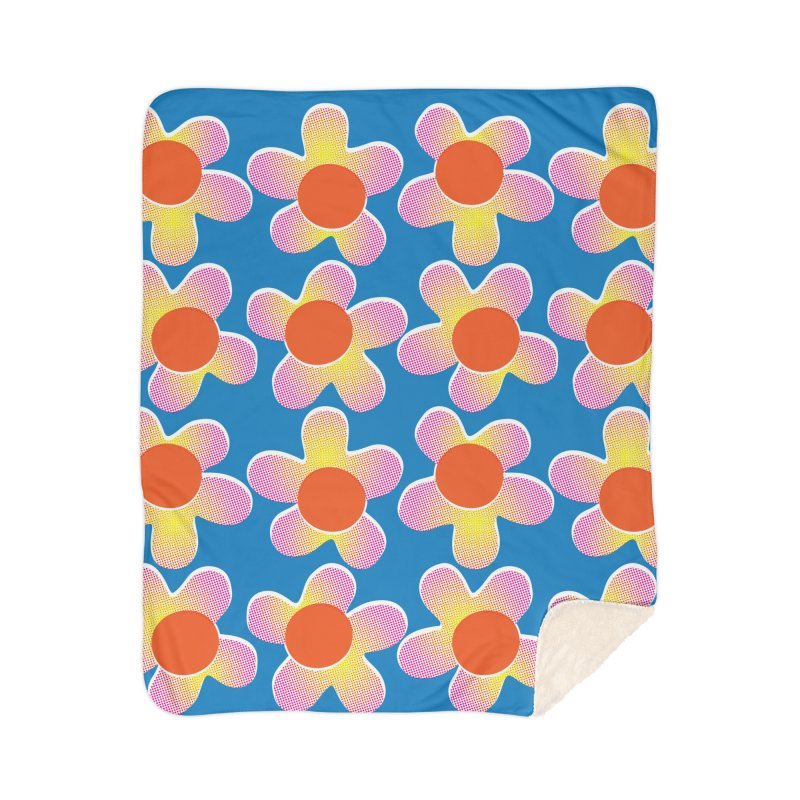 Daizy Riso Home Blanket by Peach Things Artist Shop