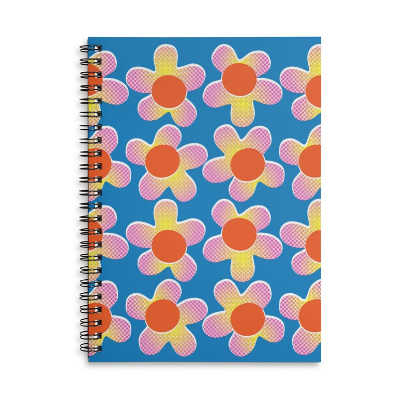 Daizy Riso Accessories Notebook by Peach Things Artist Shop