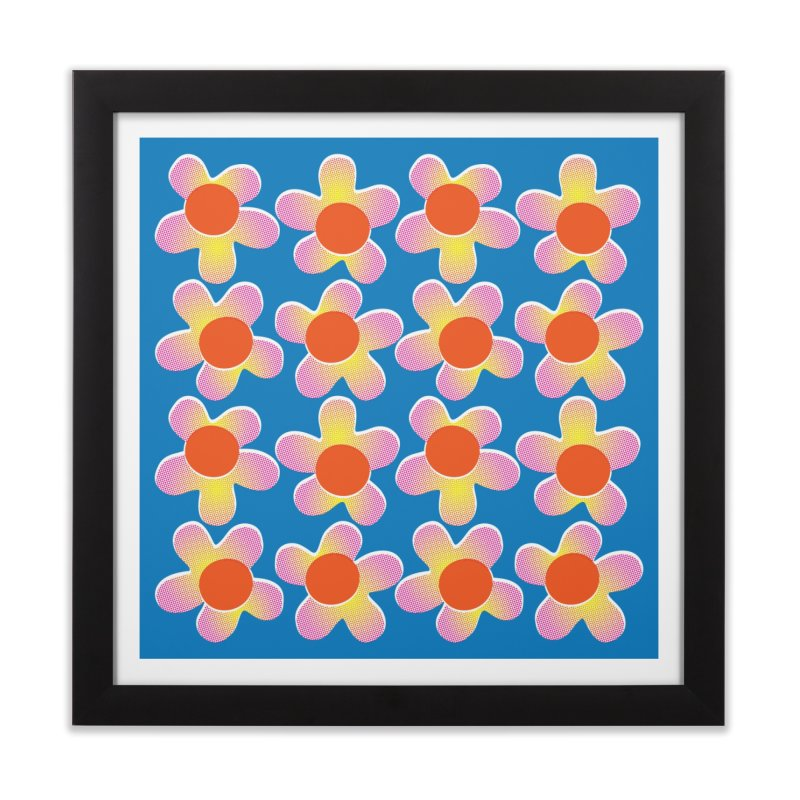 Daizy Riso Home Framed Fine Art Print by Peach Things Artist Shop
