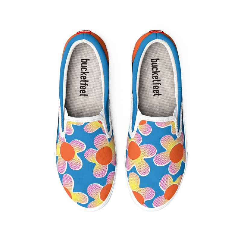 Daizy Riso Men's Shoes by Peach Things Artist Shop