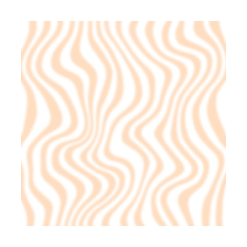 Peach Blur Home Blanket by Peach Things Artist Shop