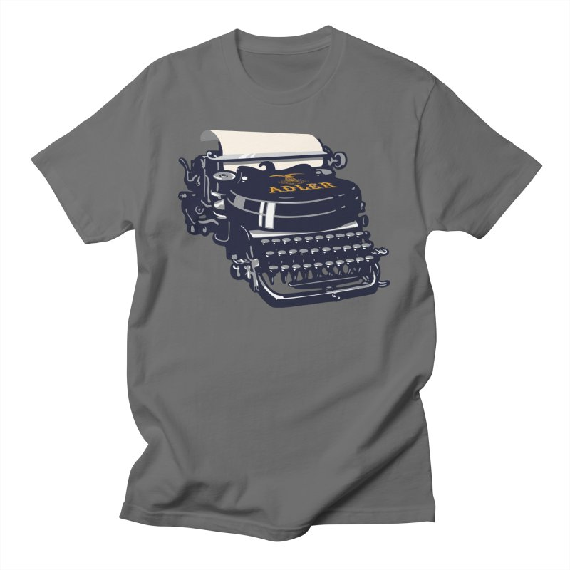 Writers Block or a New Beginning 3 Men's T-Shirt by Peadro Designs
