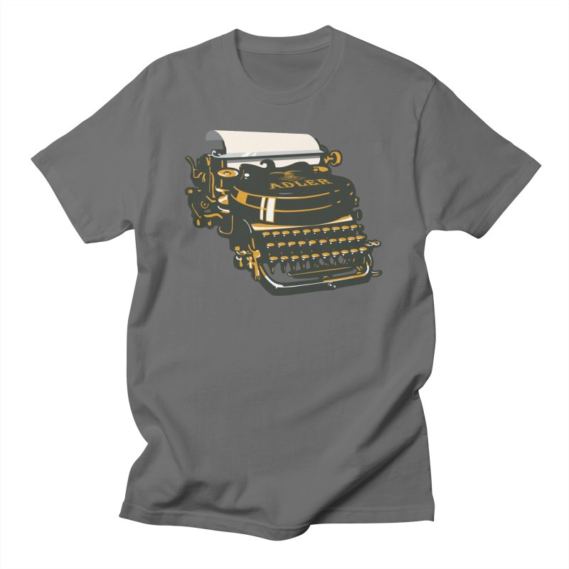 Writers Block or a New Beginning 2 Men's T-Shirt by Peadro Designs