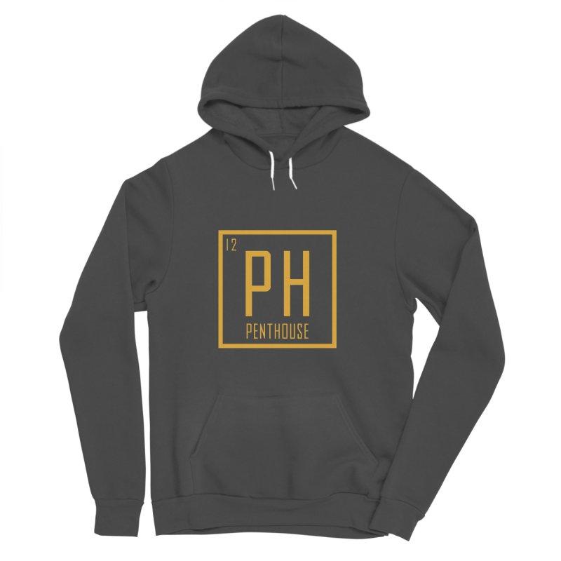 Periodic PH_Gold Men's Sponge Fleece Pullover Hoody by Penthouse Media's Shop