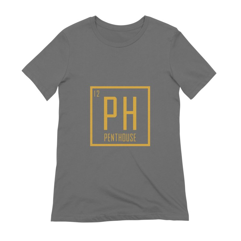 Periodic PH_Gold Women's T-Shirt by Penthouse Media's Shop